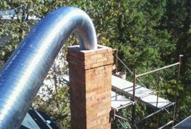 Chimney Liner New-Brunswick, Middlesex County, New Jersey, NJ