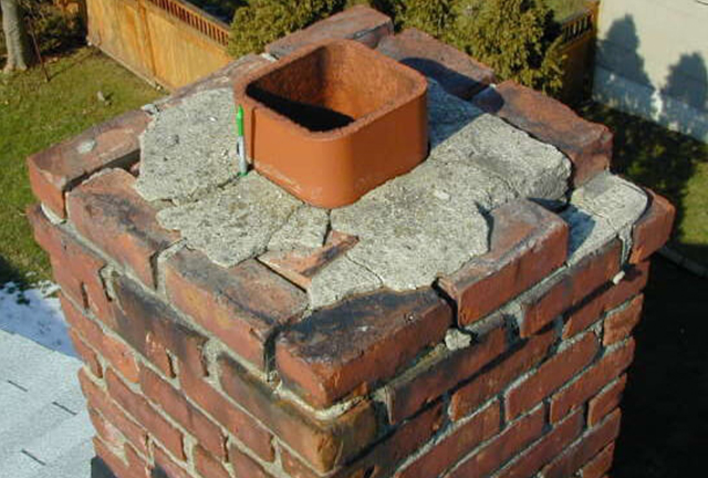 Chimney Repair Ridgewood Bergen County New Jersey Nj